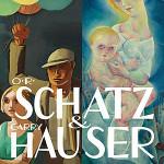 Ausstellungsplakat Schatz & Hauser