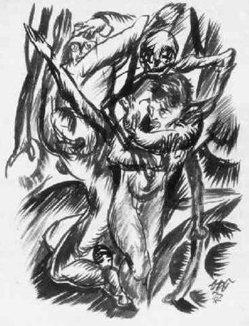 Kampf, O. R. Schatz, 1922