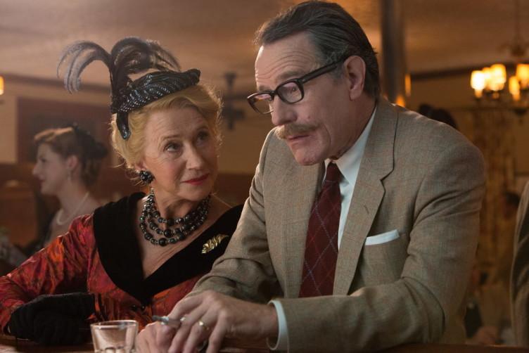 Trumbo wird von der bissigen Hopper (Helen Mirren) unter Druck gesetzt