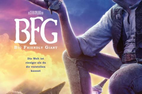 Filmplakat BFG