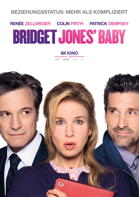 Bridget Jones' Baby Filmplakat