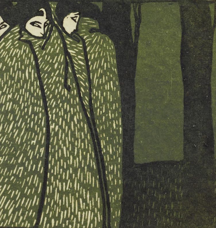 Koloman Moser, November, 1902