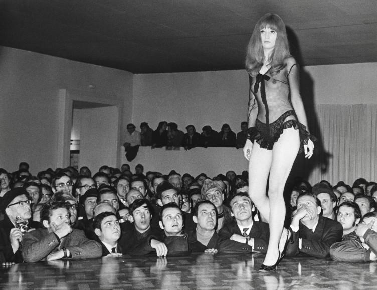 Sexpo 1971 im Wiener Künstlerhaus