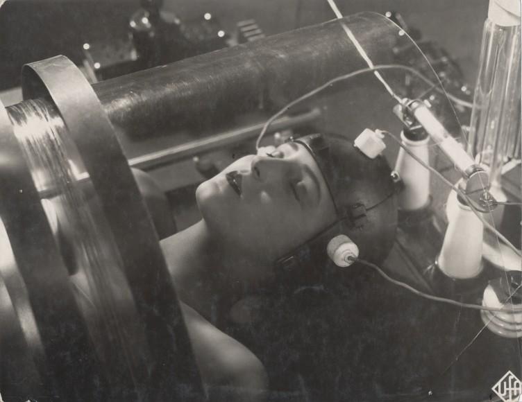 Metropolis, Fritz Lang, 1927 (by Horst von Harbou)