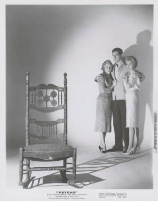 Psycho, Alfred Hitchcock, 1960 (by Bud Fraker; zugeschrieben)