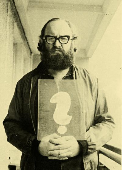 Julius Koller Fragezeichen