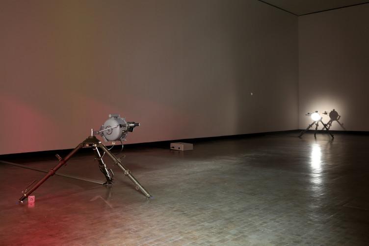 Elisabetta Benassi, Finalmente solo, finalmente tutti, 2013 (Foto: David Avazzadeh, 2017)