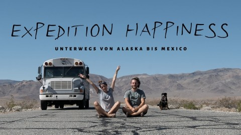 Expedition Happiness Filmplakat
