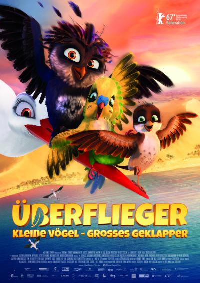 ueberflieger-kleine-voegel-grosses-geklapper-POSTER