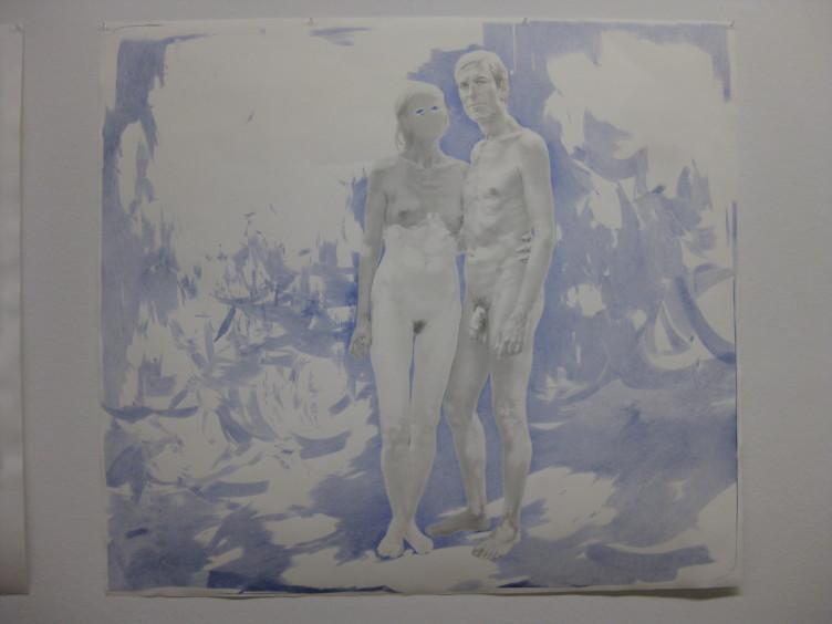 "Sevda Chkoutava, ""Ohne Titel_09"", 2012"