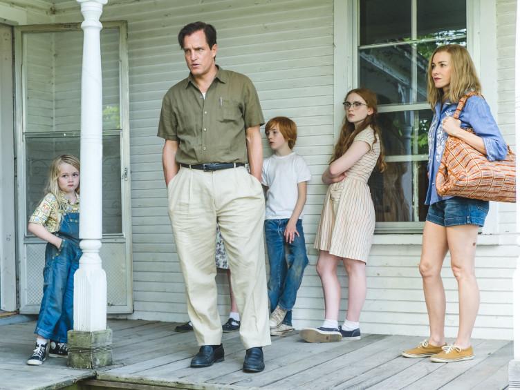 Die Familie leidet nicht selten unter Rex Walls (Woody Harrelson) Stimmungsschwankungen.