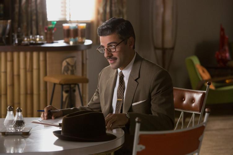 Auch Versicherungsagent Cooper (Oscar Isaac) sollte man nicht trauen