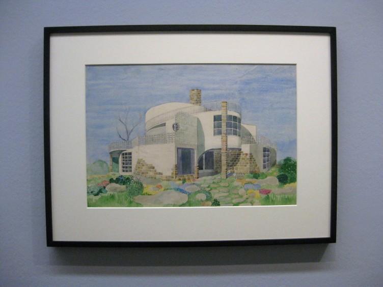 Josef Frank, Haus Nr. 9 aus den Dreizehn Häusern für Dagmar Grill, 1947