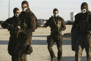 Wenn man sich Criminal Squad nennt, muss man auch so aussehen
