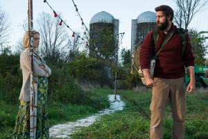 Emily Blunt und John Krasinski als starkes Ehepaar