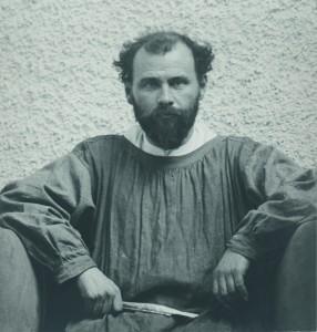 Gustav Klimt, April 1902, C Bildarchiv und Graphiksammlung der ÖNB Wien