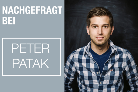 Nachgefragt bei Peter Patak